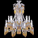 zenith charleston chandelier 18l