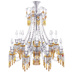 zenith charleston chandelier 18l
