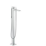 Metropol Single lever bath mixer floor-standing with lever handle 32532000