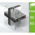 Schüco Façade FWS 50 SG