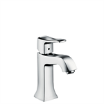 Metris Classic Single lever basin mixer 100 without waste set 31075003