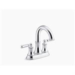capilano® centerset bathroom sink faucet