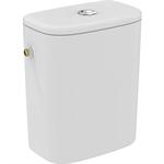 cisterna tesi alimentación lateral, 4,5/3 litros, blanca