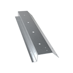 Fastening plate for TR35 roofs