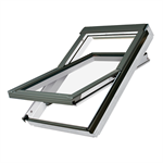 Centre pivot roof window FTU-V P2 Secure | FAKRO