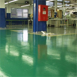 URETHANE TF Flooring system for industrial plants
