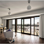5-in-1 sliding door clear a