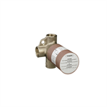 Basic set for Trio shut-off/ diverter valve for concealed installation 15981180