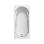 HELENA 1500x700 rectangular bathtub