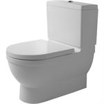 starck 3 toilet close-coupled big toilet 210409