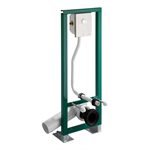 SELF SUPPORTING MOUNTING FRAME FOR DIRECT FLUSH P1000 XL VANDAL PROOF FRONT PLATE