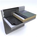 rollstick® multi-fonction vapour control layer
