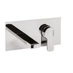 Surf - wall-mounted wash-basin mixer