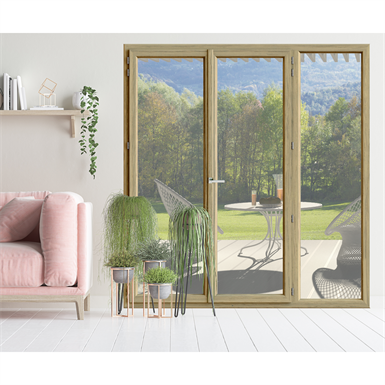 double french door - renovation installation - in'alpha 80 - pf2