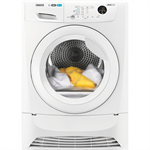 Zanussi Free Standing Tumble Dryer 60 White