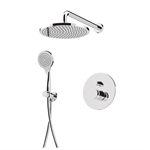 MyRing - shower built-in single-lever mixer with diverter