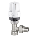 Poker thermostatic right-angle for steel pipe