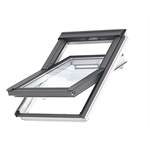 Centre-pivot roof window - Top operated