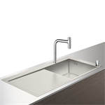 43205000 C71-F450-07 sink combi 450 with drainboard