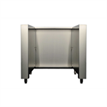 SIGNATURE OUTDOOR GRILL SURROUNDS & BACK PANELS