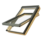 Centre pivot roof window FTP-V P2 Secure | FAKRO