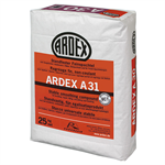 ARDEX A 31 - Primer-free on cement-based substrates For alignment and fine-tuning of floors and walls