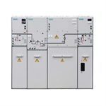 SIMOSEC 24kV MV switchgear air gas-insulated - complete set