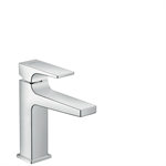 Metropol Single lever basin mixer 110 with lever handle and pop-up waste set 32506000
