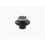 clearflo™ round design tile-in shower drain