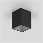 sasso 100 square semi-recessed downlight