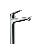 Novus Single lever basin mixer 230 with 2 flow rates with pop-up waste set 71125000