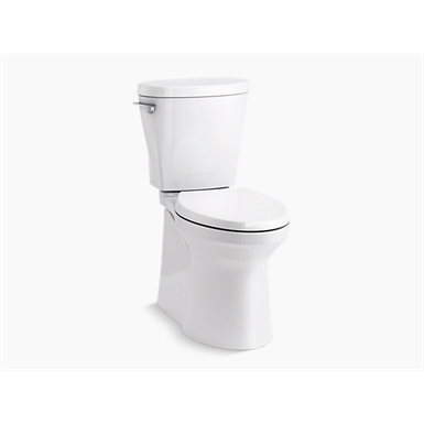 Betello™ Comfort Height® Two-piece elongated 1.28 gpf chair height toilet with ContinuousClean Technology