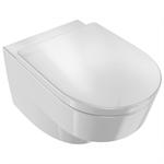 odeon rive gauche - rimless wall-hung wc pan