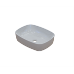 (AUS) INSPIRA Over-countertop washbasin 500