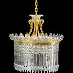 crinoline chandelier 13l