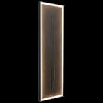 radiator : roc led zen (noir doré)