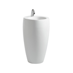ILBAGNOALESSI ONE Freestanding washbasin 530 mm