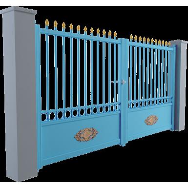 portail ligne tradition modèle ennery 2 vantaux