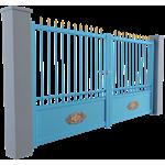 tradition line - ennery swinging gate model