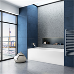Bain De Ville 6030 - Therapeutic Bath - Alcove