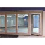 3020GL – Operable Wall - Individual Panels-With Glass Insert