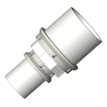PT5700 Straight Reduced Fitting