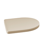 ARMANI - ISLAND wall-hung bidet soft-closing Supralit® lacquered cover