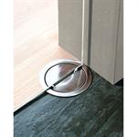curtain panel visur 2-leaf manual