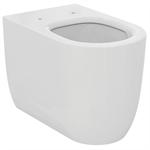 blend curve back to wall aquablade wc bowl