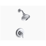 bancroft® rite-temp® shower trim set, valve not included