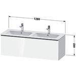 d-neo waschtischunterbau wandhängend de4265