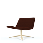 809_Slim Lounge low armchair