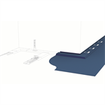On-floor trunking system AK
