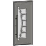 entrance door collection contemporaine enko